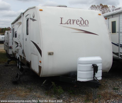 Used 2008 Keystone Laredo 271RL For Sale by Economy RVS, LLC available in Mechanicsville, Maryland