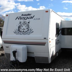 2004 Fleetwood Prowler 300FQS  - Travel Trailer Used  in Mechanicsville MD For Sale by Economy RVS, LLC call 877-233-6834 today for more info.