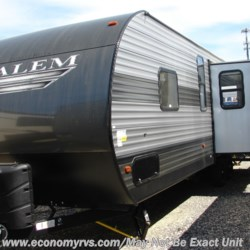 2019 Forest River Salem 28RLSS  - Travel Trailer New  in Mechanicsville MD For Sale by Economy RVS, LLC call 877-233-6834 today for more info.