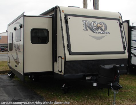 New 2019 Forest River Rockwood Roo 23FL For Sale by Economy RVS, LLC available in Mechanicsville, Maryland