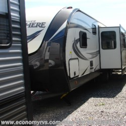 2019 Forest River Salem Hemisphere GLX 322BH  - Travel Trailer New  in Mechanicsville MD For Sale by Economy RVS, LLC call 877-233-6834 today for more info.