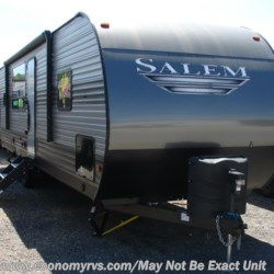 New 2019 Forest River Salem 27RKS For Sale by Economy RVS, LLC available in Mechanicsville, Maryland