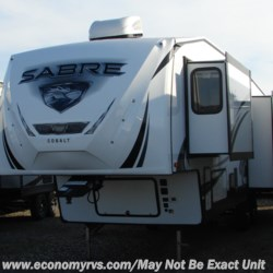 2019 Forest River Sabre 32SKT  - Fifth Wheel New  in Mechanicsville MD For Sale by Economy RVS, LLC call 877-233-6834 today for more info.