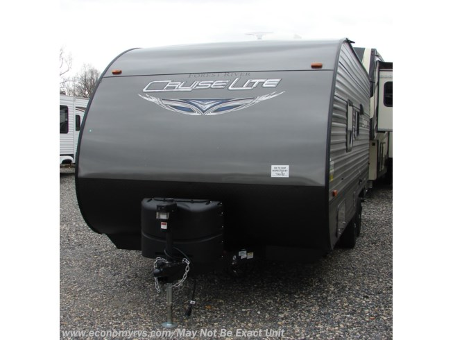 2019 Forest River Salem Cruise Lite 171RBXL - New Travel Trailer For Sale by Economy RVS, LLC in Mechanicsville, Maryland features 30 Amp Service, Air Conditioning, Auxiliary Battery, Booth Dinette, CO Detector, Converter, Exterior Speakers, Fire Extinguisher, Furnace, LP Detector, Microwave, Power Awning, Power Hitch Jack, Queen Bed, Refrigerator, Roof Vents, Screen Door, Shower, Smoke Detector, Spare Tire Kit, Stabilizer Jacks, Stove Top Burner, Toilet, TV Antenna, Water Heater
