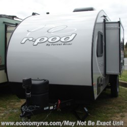 New 2019 Forest River R-Pod RP-190 For Sale by Economy RVS, LLC available in Mechanicsville, Maryland