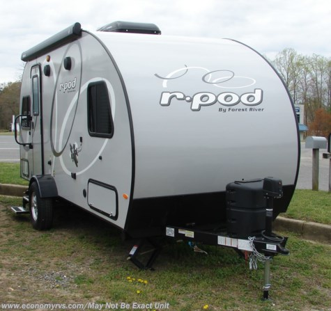 New 2019 Forest River R-Pod RP-191 For Sale by Economy RVS, LLC available in Mechanicsville, Maryland