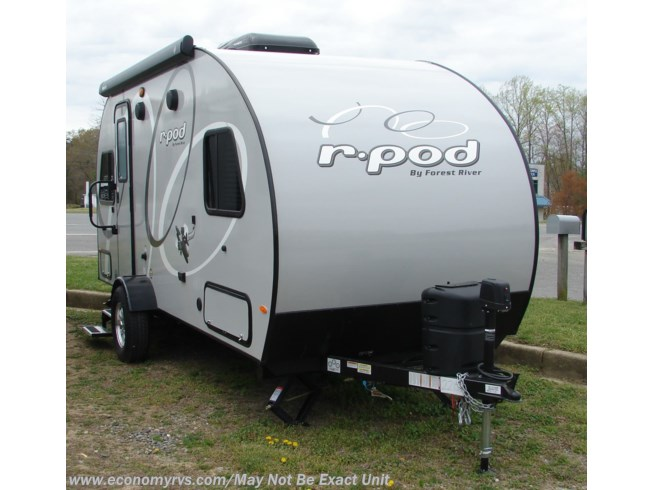 New 2019 Forest River R-Pod RP-191 available in Mechanicsville, Maryland