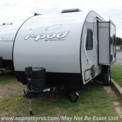 2019 Forest River R-Pod RP-191  - Travel Trailer New  in Mechanicsville MD For Sale by Economy RVS, LLC call 877-233-6834 today for more info.