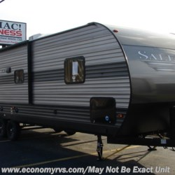 New 2019 Forest River Salem 28RLSS For Sale by Economy RVS, LLC available in Mechanicsville, Maryland