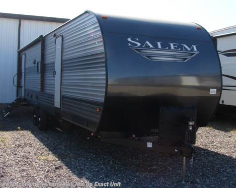 New 2019 Forest River Salem 32RLDS For Sale by Economy RVS, LLC available in Mechanicsville, Maryland