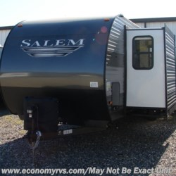 2019 Forest River Salem 32RLDS  - Travel Trailer New  in Mechanicsville MD For Sale by Economy RVS, LLC call 877-233-6834 today for more info.