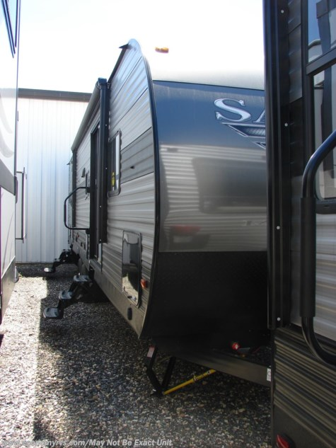 New 2019 Forest River Salem 37BHSS2Q For Sale by Economy RVS, LLC available in Mechanicsville, Maryland