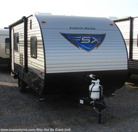 New 2019 Forest River Salem FSX 181RT For Sale by Economy RVS, LLC available in Mechanicsville, Maryland