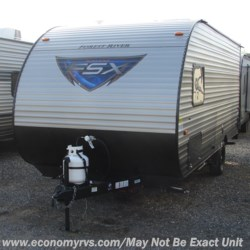 2019 Forest River Salem FSX 181RT  - Toy Hauler New  in Mechanicsville MD For Sale by Economy RVS, LLC call 877-233-6834 today for more info.