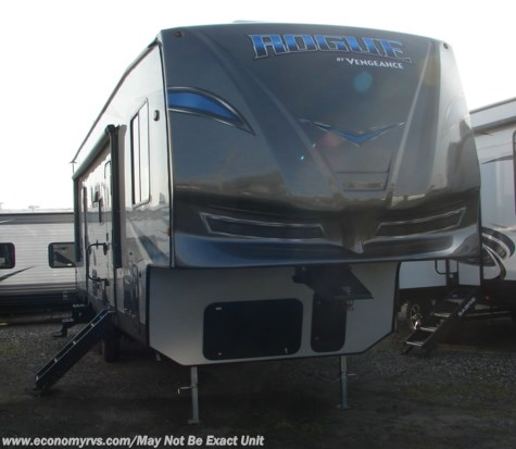 New 2019 Forest River Vengeance Rogue 311A13 For Sale by Economy RVS, LLC available in Mechanicsville, Maryland