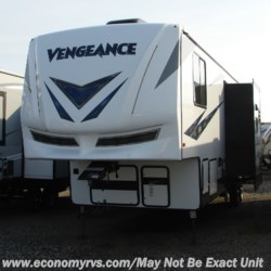 2019 Forest River Vengeance 348A13  - Toy Hauler New  in Mechanicsville MD For Sale by Economy RVS, LLC call 877-233-6834 today for more info.
