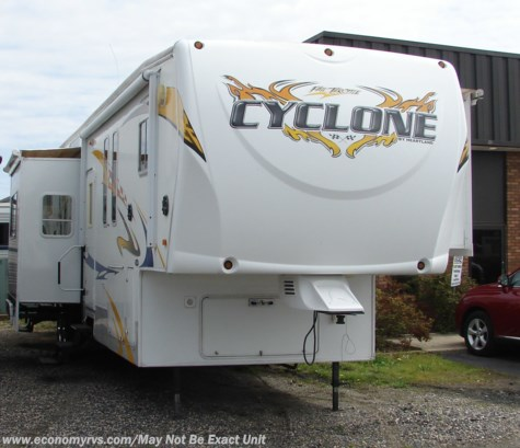 Used 2009 Heartland  Cyclone 3914 For Sale by Economy RVS, LLC available in Mechanicsville, Maryland