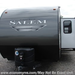 2020 Forest River Salem 31KQBTS  - Travel Trailer New  in Mechanicsville MD For Sale by Economy RVS, LLC call 877-233-6834 today for more info.