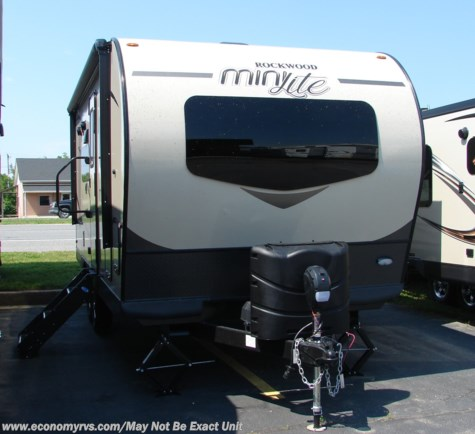 New 2020 Forest River Rockwood Mini Lite 2104S For Sale by Economy RVS, LLC available in Mechanicsville, Maryland