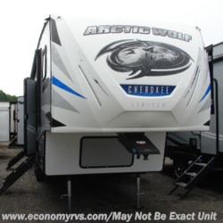 New 2019 Forest River Arctic Wolf 315TBH8 For Sale by Economy RVS, LLC available in Mechanicsville, Maryland