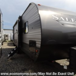 New 2020 Forest River Salem 26DBUD For Sale by Economy RVS, LLC available in Mechanicsville, Maryland