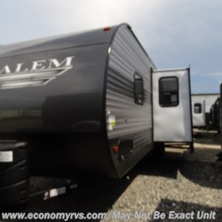 2020 Forest River Salem 26DBUD  - Travel Trailer New  in Mechanicsville MD For Sale by Economy RVS, LLC call 877-233-6834 today for more info.