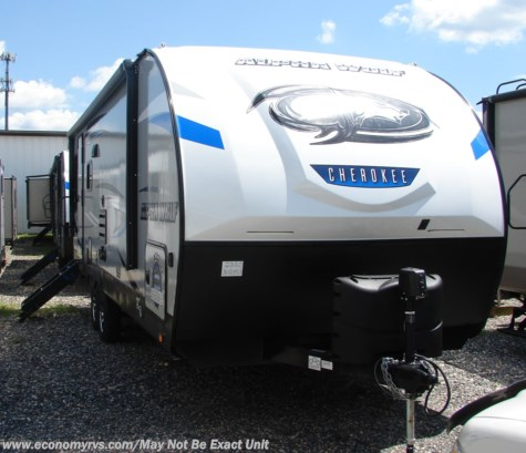 New 2020 Forest River Alpha Wolf 23RD For Sale by Economy RVS, LLC available in Mechanicsville, Maryland