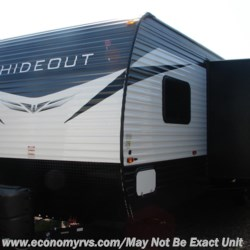 2019 Keystone Hideout 318LHS  - Travel Trailer New  in Mechanicsville MD For Sale by Economy RVS, LLC call 877-233-6834 today for more info.
