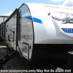 New 2020 Forest River Alpha Wolf 29QB For Sale by Economy RVS, LLC available in Mechanicsville, Maryland