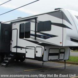 New 2019 Forest River Vengeance Touring Edition 381L12-6 For Sale by Economy RVS, LLC available in Mechanicsville, Maryland