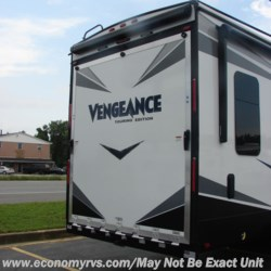 Economy RVS, LLC 2019 Vengeance Touring Edition 381L12-6  Toy Hauler by Forest River | Mechanicsville, Maryland