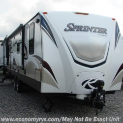 Used 2014 Keystone Sprinter 302RLS-WB For Sale by Economy RVS, LLC available in Mechanicsville, Maryland