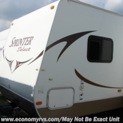 Used 2010 Keystone Sprinter 29BH For Sale by Economy RVS, LLC available in Mechanicsville, Maryland