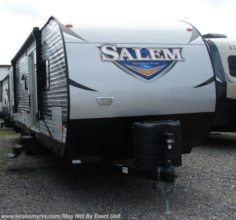 Used 2018 Forest River Salem 37BHSS2Q For Sale by Economy RVS, LLC available in Mechanicsville, Maryland