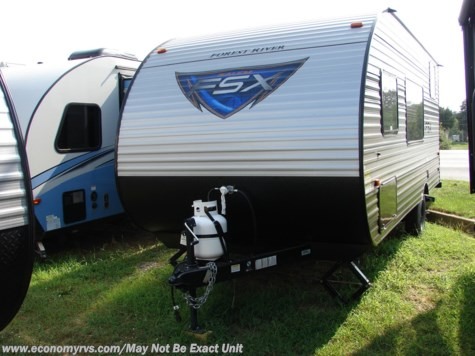 New 2020 Forest River Salem FSX 177BH For Sale by Economy RVS, LLC available in Mechanicsville, Maryland