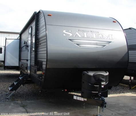 New 2020 Forest River Salem 31KQBTS For Sale by Economy RVS, LLC available in Mechanicsville, Maryland