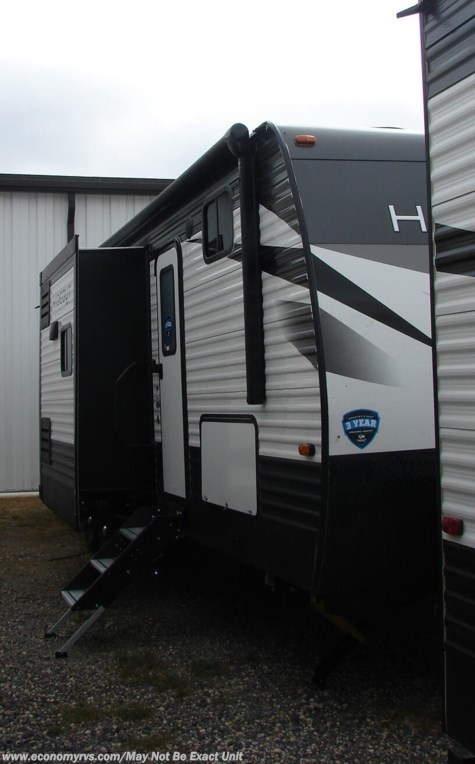 New 2020 Keystone Hideout 32FBTS For Sale by Economy RVS, LLC available in Mechanicsville, Maryland
