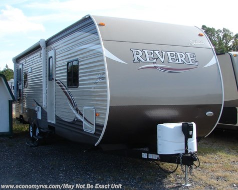 Used 2018 Shasta Revere 27RL For Sale by Economy RVS, LLC available in Mechanicsville, Maryland