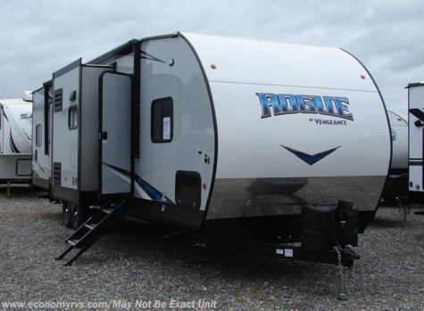 New 2020 Forest River Vengeance Rogue 32V For Sale by Economy RVS, LLC available in Mechanicsville, Maryland