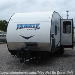 2020 Forest River Vengeance Rogue 32V  - Toy Hauler New  in Mechanicsville MD For Sale by Economy RVS, LLC call 877-233-6834 today for more info.