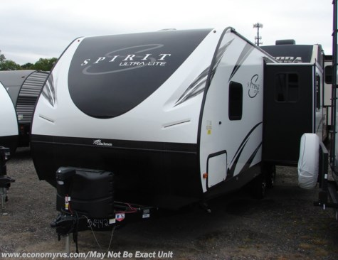 New 2020 Coachmen Spirit Ultra Lite 2255RK For Sale by Economy RVS, LLC available in Mechanicsville, Maryland
