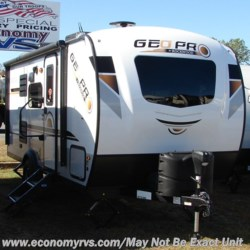 New 2020 Forest River Rockwood Geo Pro G19BH For Sale by Economy RVS, LLC available in Mechanicsville, Maryland