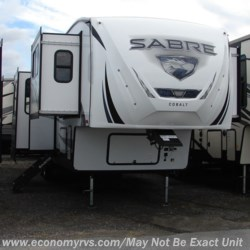 New 2020 Forest River Sabre 37FLH For Sale by Economy RVS, LLC available in Mechanicsville, Maryland