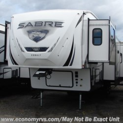 2020 Forest River Sabre 37FLH  - Fifth Wheel New  in Mechanicsville MD For Sale by Economy RVS, LLC call 877-233-6834 today for more info.