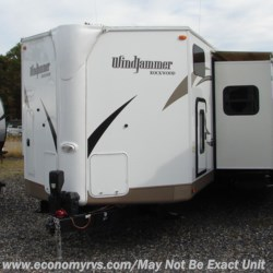 2016 Forest River Rockwood Windjammer 3006WK  - Travel Trailer Used  in Mechanicsville MD For Sale by Economy RVS, LLC call 877-233-6834 today for more info.
