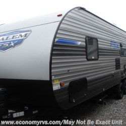 2020 Forest River Salem FSX 260RT  - Toy Hauler New  in Mechanicsville MD For Sale by Economy RVS, LLC call 877-233-6834 today for more info.