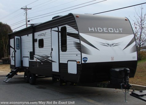 New 2020 Keystone Hideout 29DFS For Sale by Economy RVS, LLC available in Mechanicsville, Maryland