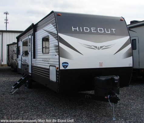 New 2020 Keystone Hideout 28RKS For Sale by Economy RVS, LLC available in Mechanicsville, Maryland