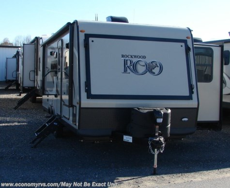 New 2020 Forest River Rockwood Roo 233S For Sale by Economy RVS, LLC available in Mechanicsville, Maryland