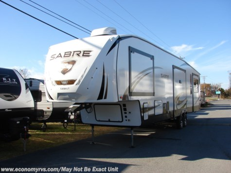 New 2020 Forest River Sabre 38RDP For Sale by Economy RVS, LLC available in Mechanicsville, Maryland